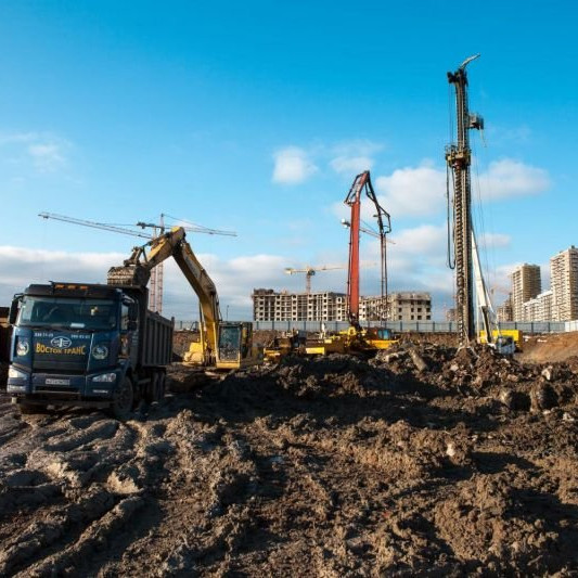 ЖК Легенда на Комендантском ход строительства март 2016