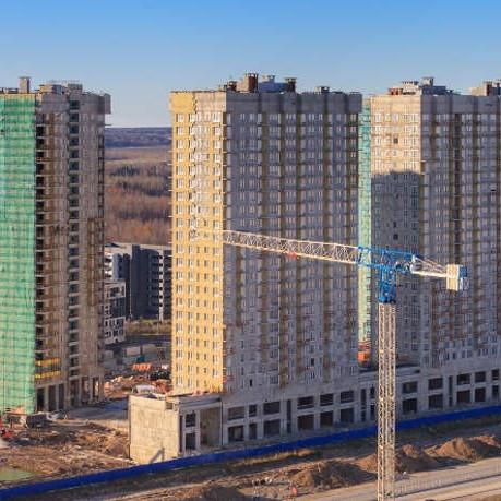 ЖК Легенда на Комендантском, ход строительства, стройка, комплекс, новостройка ноябрь 2017